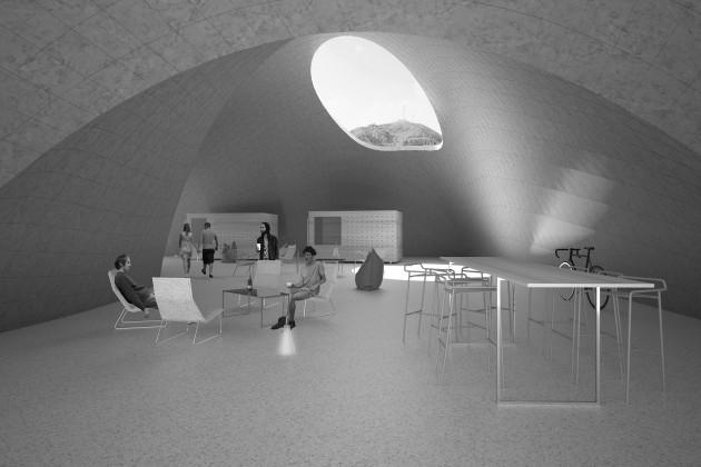 el-Atlal artist residency