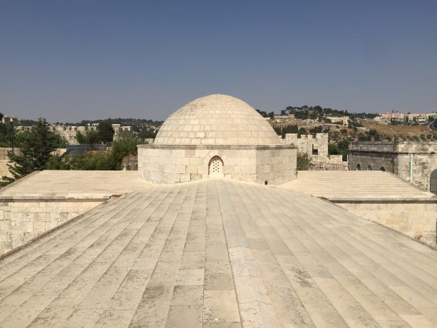 Sainte Anne church in Jerusalem